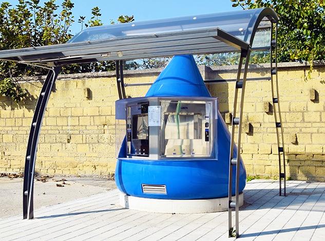Ottobre 2019 – Progetto Casavatore Case dell'Acqua